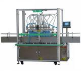 Type linéaire élevé machine à étiquettes de Tcchnology de machine de remplissage de pétrole