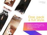 Brasilianisches Menschenhaar-gerade brasilianische Jungfrau-Haar-Webart