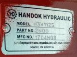 소형 굴착기를 위한 K3V112S (2N00) 단 하나 유압 펌프