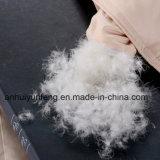 Comforter cinzento/cinzento da alta qualidade do ganso para baixo