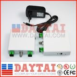 아날로그 &Digital 텔레비젼을%s Wdm CATV 광학 수신기
