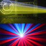 1개의 빛에 대하여 350W 광속 이동하는 헤드 3
