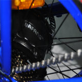 [500و] يطوي درّاجة مصغّرة سمين كهربائيّة مع [ليثيوم بتّري]