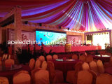 P5 Indoor Advertising Media Lighting Visão Big LED Display