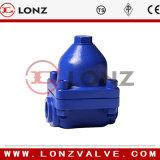 Armadilha de vapor de tira de bimetal