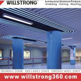 Aereo di alluminio di Willstrong per ingegneria della facciata