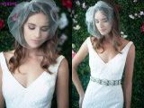 Вуаль самомоднейшего типа краткости вуали венчания типа Bridal