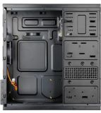 새로운 디자인 ATX PC 상자 E340 PC 전력 공급