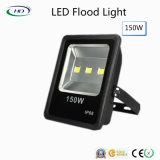luz de inundação do diodo emissor de luz 150W para o jardim/hotel/parque