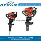 Programa piloto de múltiples funciones del poste de la cerca de la mano de la máquina de los cortacircuítos del camino de BYCON DPD-50PD