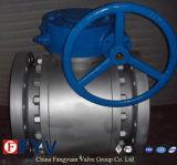 API6D acciaio forgiato perno di articolazione montato valvola a sfera