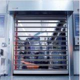 Walzen-Blendenverschluss-Hochgeschwindigkeitstür des galvanisierten Stahls (HF-J16)