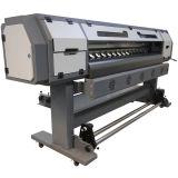 Hoge Resolutie 1.8m Één HoofdInkjet Eco Oplosbare Printer van Epson Dx5 voor Vinyl en Banner
