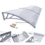 Tenda esterna facile del balcone del policarbonato dell'Assemblea DIY (YY1000-C)