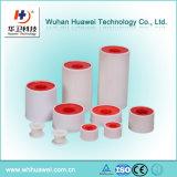 Propriété adhésive forte Matériau en coton Enduit adhésif à l'oxyde de zinc avec emballage différent