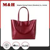 Große Kapazitäts-verschiedene Farbe PU-Damentote-Handtaschen