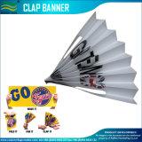 Valvole di carta incoraggianti pieghevoli della mano della bandiera (M-NF18F05106)