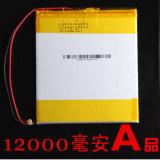 9093105 батарей полимера лития 12000mAh 3.7V