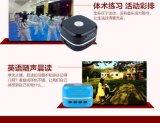Bewegliche Musik mini drahtloser Bluetooth Lautsprecher mit FM Radio-Einbauschlitz USB-TF