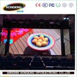 높은 정의 3840Hz P3 실내 광고 게시판