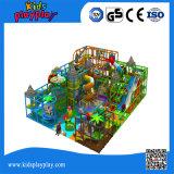 Verkaufs-Kind-freches Schloss-Innenspielplatz - Spielplatz-Gerät für Verkauf