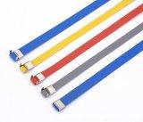 Связь кабеля более толщиной эпоксидной смолы нержавеющей стали Coated для морской ширины пользы 5.6mm