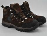 Взбираясь ботинки безопасности пальца ноги обуви Ufa094 воинские стальные