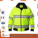 Alto Workwear de la chaqueta de Softshell de la seguridad de la visibilidad 2017