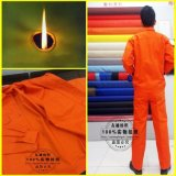 Ropa de trabajo ignífuga de la firmeza de alto color uniforme