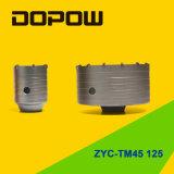 Отверстие увидело резец Макс плюс сталь Zyc-TM45 карбида