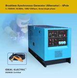 De luchtgekoelde Met water gekoelde Reeks van de Diesel gelijkstroom Generator van de Lasser 200A 350A 500A