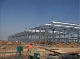 Almacén de alta resistencia de la estructura de acero