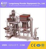 Lcj fabricó la cadena de producción de la arena