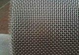 Malha de arame tecido de aço inoxidável 300 500 Micron 904L