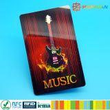 Atacado Custom printing plastic PVC gift card with card holder