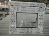 Conch 60 Double Hung Outward Casement Window com janela fixa inferior