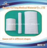 rolo 4ply da gaze do algodão absorvente de 19X15 24X20 30X20