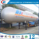 Customized 60CBM 30ton ASME petroleiro de GPL para venda a quente