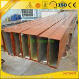 El suministro de tuberías de gran diámetro de aluminio para la construcción del fabricante de aluminio