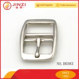 Formsilberne Pin-Gürtelschnalle für Männer