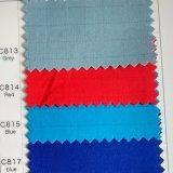 tela antiestática del ESD de la fibra de 59%Cotton 39%Polyester 2%Conductive