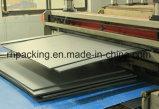 青いリサイクルされたプラスチックPP空のボード1220*2440mm 1000*2000mm