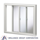 Venster van het Glas van het Frame van het aluminium het Glijdende