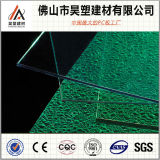 Foshan Chine 10 ans de la garantie 8mm de feuille solide transparente de polycarbonate de feuille imperméable à l'eau de PC