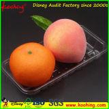 Frucht-Gemüse-Nahrungsmittelverpackungs-Blasen-Tellersegment in den Supermaket Systemen