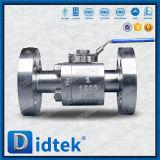 Vávulas de bola de alta presión de flotación F51 de la clase 1500 de Didtek BS5351