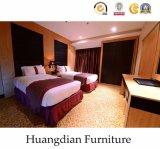 アラビアはカスタム設計する現代ホテルの寝室の家具(HD874)を