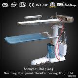 Tres rodillos (2800m m) Flatwork industrial Ironer (electricidad) para la fábrica del lavadero