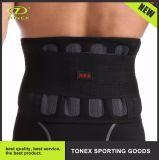 Los deportes que la seguridad evita lesiones presurizaron la alta correa de cintura elástico ajustable