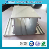 Nordafrika-Aluminiumprofil für Fenster-Flügelfenster-Rahmen mit kundenspezifischer Farbe
